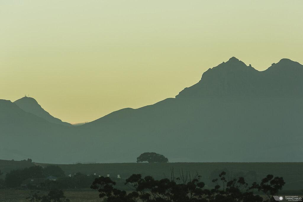 Sunrise at Devon Valley