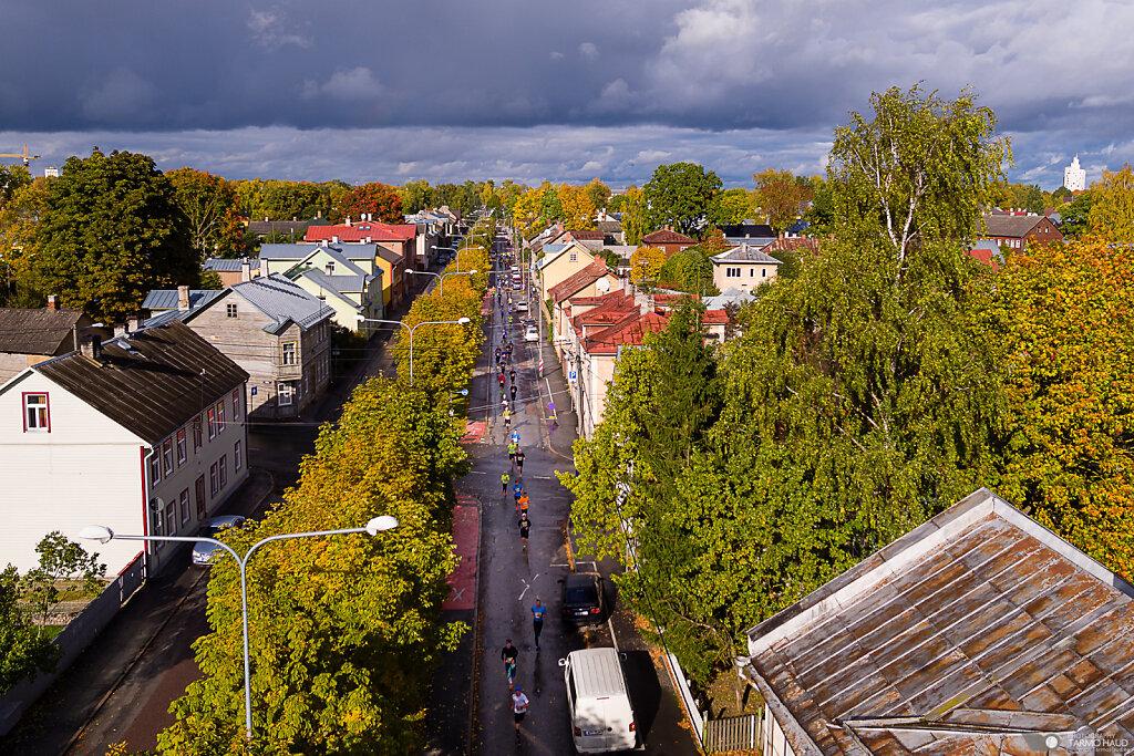 Tartu on mõnusalt roheline linn