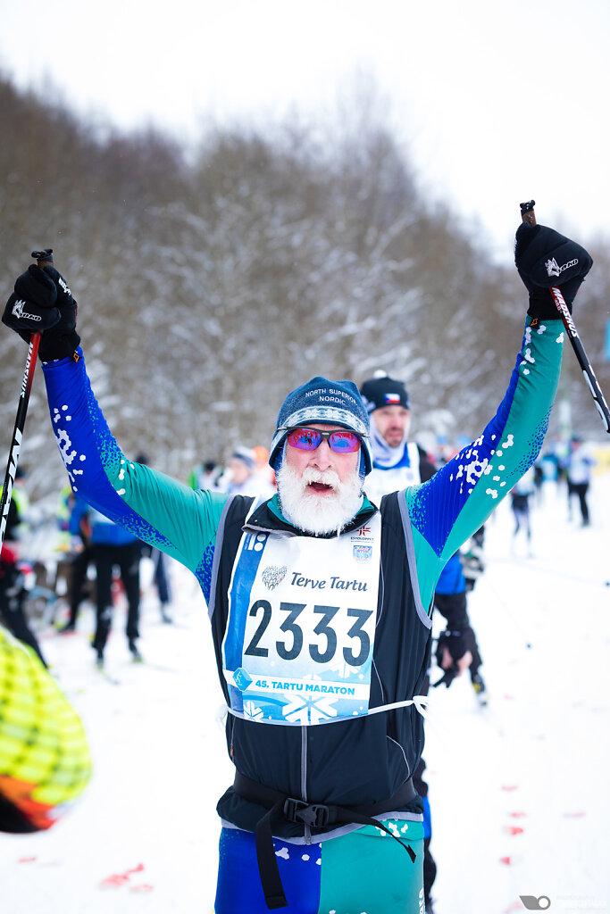 Maraton on rõõm!