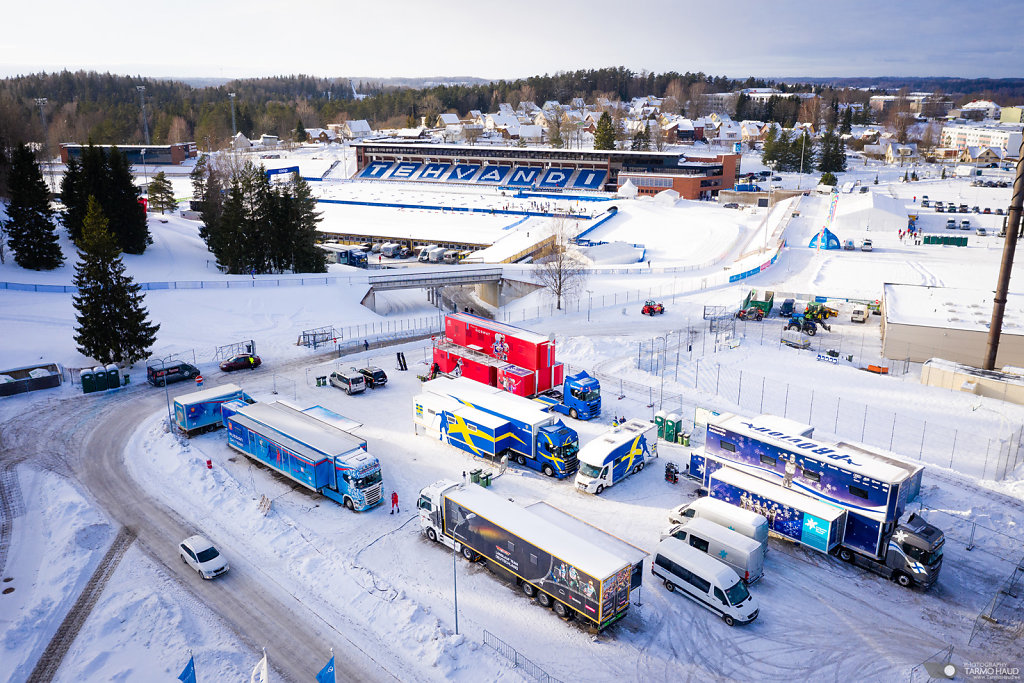 COOP FIS Cross Country World Cup Otepää 2019