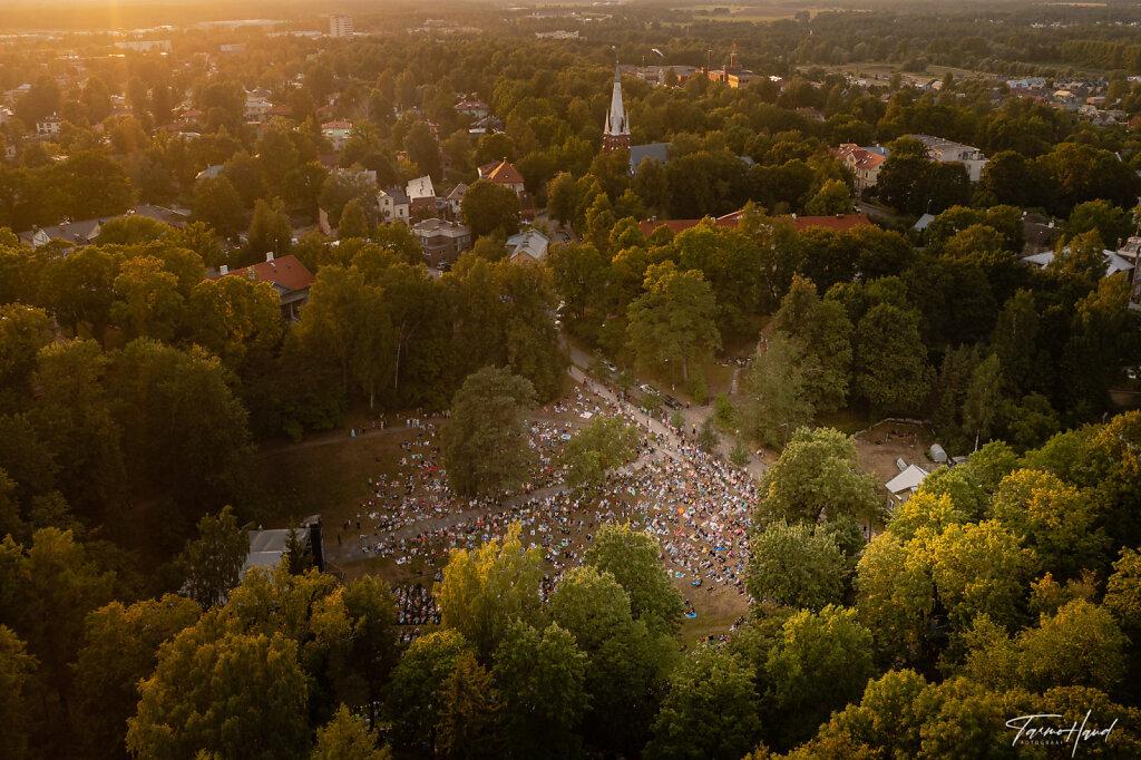 Vanemuise sümfooniaorkestri suvekontsert '21